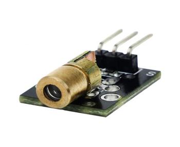 光学激光发射器无影胶